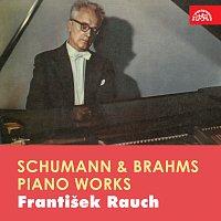 Přední strana obalu CD Schumann, Brahms: Skladby pro klavír