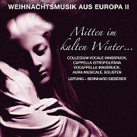 Cappella Istropolitana, Monika Mauch, Nathalie Gaudefroy, Vocappella Innsbruck – Mitten im kalten Winter - Weihnachtsmusik aus Europa, Vol. II