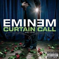 Přední strana obalu CD Curtain Call: The Hits