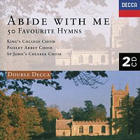 Přední strana obalu CD Abide With Me - 50 Favourite Hymns