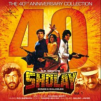 Různí interpreti – Sholay Songs And Dialogues [Vol. 1/Original Motion Picture Soundtrack]