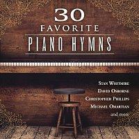 Přední strana obalu CD 30 Favorite Piano Hymns