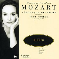 Veronique Dietschy, Jeff Cohen – Mozart: Lieder