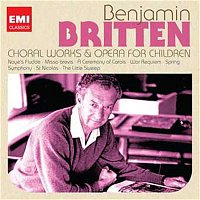 Baccholian Singers of London, Jennifer Partridge – Britten: Choral Works & Operas for Children