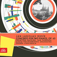 Jan Ladislav Dusík, František Maxián, Jan Panenka – Dusík: Koncert pro dva klavíry a orchestr