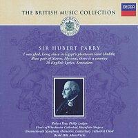 Různí interpreti – Parry: Blest Pair of Sirens; I Was Glad; English Lyrics, etc.