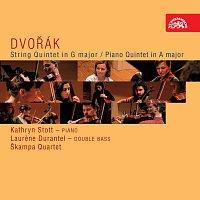 Laurene Durantel, Kathryn Stott, Škampovo kvarteto – Dvořák: Smyčcový kvintet G dur, op. 77, Klavírní kvintet č. 2 A dur, op. 81