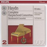Musica Antiqua Amsterdam, The Amsterdam Baroque Orchestra, Ton Koopman – Haydn: Complete Harpsichord Concertos; Divertimenti etc.