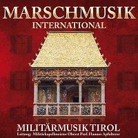 Militarmusik Tirol – Marschmusik international