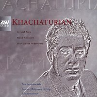 Dora Serviarian-Kuhn, Armenian Philharmonic Orchestra, Loris Tjeknavorian – Khachaturian: Gayaneh Suite; Piano Concerto; The Valencian Widow Suite