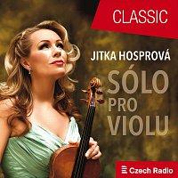 Jitka Hosprová, Ladislav Horák – Sólo pro violu: Jitka Hosprová