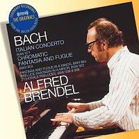 Alfred Brendel – Bach, J.S.: Italian Concerto, etc. – CD