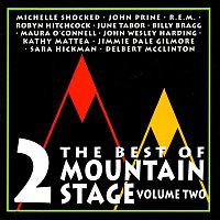 Various Artists.. – The Best of Mountain Stage Live, Vol. 2