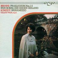 Gillian Weir – Bruhns/Scheidt: Organ Works