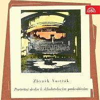 Přední strana obalu CD Zbyněk Vostřák - Portrétní deska ke skladatelovým padesátinám