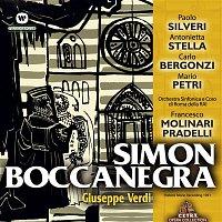 Francesco Molinari-Pradelli, Antonietta Stella, Orchestra Sinfonica di Roma della Rai, Paolo Silveri – Simon Boccanegra