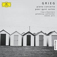 Přední strana obalu CD Grieg: Piano Concerto; Peer Gynt Suites Nos.1 & 2