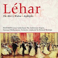 Dame Joan Sutherland, Valerie Masterson, Regina Resnik, Werner Krenn – Léhar - The Merry Widow - Highlights