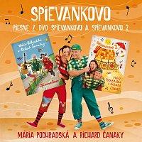 Mária Podhradská, Richard Čanaky – Piesne z DVD Spievankovo a Spievankovo 2