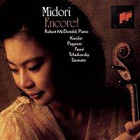 Midori, Robert McDonald, Béla Bartók – Encore!