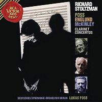 Richard Stoltzman, Lukas Foss, Deutsches Symphonie-Orchester Berlin – Stoltzman Plays McKinley, Englund & Foss