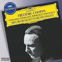 Arturo Benedetti Michelangeli – Chopin: 10 Mazurkas; Prélude Op.45; Ballade Op.23; Scherzo Op.31