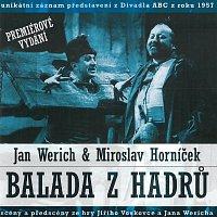 Jan Werich, Miroslav Horníček – Balada z hadrů CD