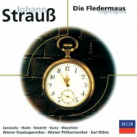 Erich Kuchar, Waldemar Kmentt, Heinz Holecek, Erich Kunz, Eberhard Wachter – J. Strauss: Die Fledermaus (Highlights)