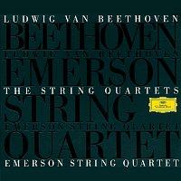 Přední strana obalu CD Beethoven:The String Quartets