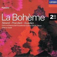 Renata Tebaldi, Giacinto Prandelli, Hilde Gueden, Alberto Erede – Puccini: La Boheme [2 CDs]