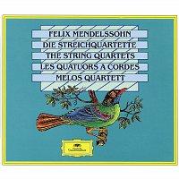 Melos Quartet – Mendelssohn: The String Quartets