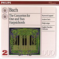 Raymond Leppard, Sir Andrew Davis, Sir Philip Ledger, English Chamber Orchestra – Bach, J.S.: The Concertos for One and Two Harpsichords [2 CDs]