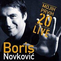 Boris Novkovic – Mojih prvih 20 (Live)