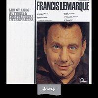 Francis Lemarque – Heritage - La Rose Et La Guerre - Fontana (1965)