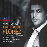 Juan Diego Flórez, Orchestra dell'Accademia Nazionale di Santa Cecilia – Arias for Rubini