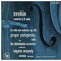 Gregor Piatigorsky, Antonín Dvořák, Eugene Ormandy, The Philadelphia Orchestra – Dvorák: Cello Concerto in B Minor, Op. 104 & Bruch: Kol Nidrei, Op. 47 (Remastered)
