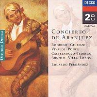 Eduardo Fernández – Rodrigo/Giuliani/Ponce/Arnold etc.: Guitar Concertos