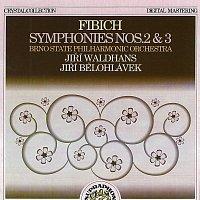 Filharmonie Brno, Jiří Bělohlávek, Jiří Waldhans – Fibich: Symfonie č. 2, 3
