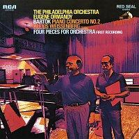 Eugene Ormandy, Béla Bartók, The Philadelphia Orchestra – Bartók:  Piano Concerto No.2 & Four Pieces for Orchestra, Op. 12