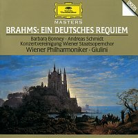 Barbara Bonney, Andreas Schmidt, Wiener Philharmoniker, Carlo Maria Giulini – Brahms: Ein Deutsches Requiem, Op. 45