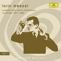 """Berliner Philharmoniker, Lorin Maazel – Beethoven: Symphony No.5 In C Minor, Op.67 & Symphony No.6 In F, Op.68 """"Pastoral"""""""