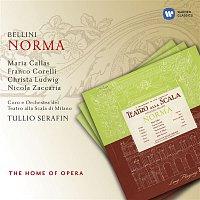 Maria Callas, Franco Corelli, Christa Ludwig, Nicola Zaccaria, Coro e Orchestra del Teatro alla Scala, Milano, Tullio Serafin – Bellini: Norma