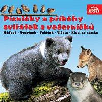 Písničky a příběhy zvířátek z večerníčků