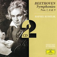 Přední strana obalu CD Beethove: Symphonies Nos.7, 8 & 9