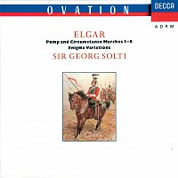 Chicago Symphony Orchestra, London Philharmonic Orchestra, Sir Georg Solti – Elgar: Enigma Variations; Pomp & Circumstance Marches; Cockaigne Overture