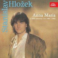 Přední strana obalu CD Anna Maria (a další nahrávky z let 1980 - 1989)