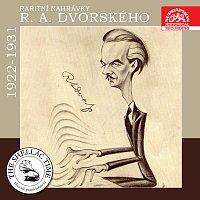 Různí interpreti – Historie psaná šelakem - Raritní nahrávky R.A.Dvorského z let 1922-1931