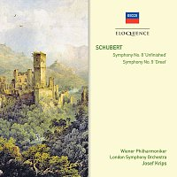 "Wiener Philharmoniker, London Symphony Orchestra, Josef Krips – Schubert: Symphony No.8 ""Unfinished""; Symphony No.9 ""Great"""