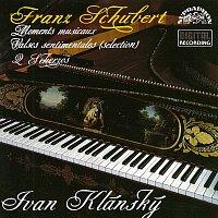 Ivan Klánský – Schubert: Moments musicaux, Sentimentální valčíky, 2 Scherza