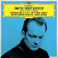 """Boston Symphony Orchestra, Andris Nelsons – Shostakovich Under Stalin's Shadow - Symphonies Nos. 5, 8 & 9; Suite From """"Hamlet"""" [Live]"""